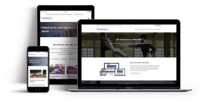 Rainman.nl web & 3D design