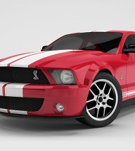3d-design - Ford Mustang GT500