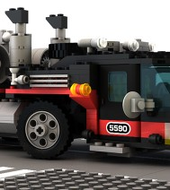 3d-design - Lego Super Truck