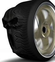 3d-design - Screaming Tire