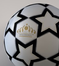 3d-design - Soccerball star panels