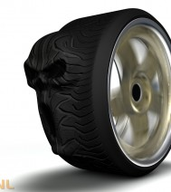 Screaming Tire | Rainman.nl | 3D-Design