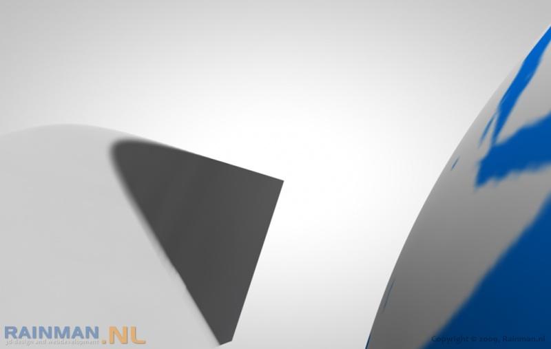 3D logo animation | Rainman.nl | 3D-Animation
