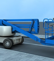 3d-animation - Boom Lift