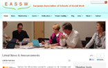 European Association of Schools of Social Work