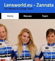 Webdevelopment - Lensworld.eu - Zannata Ladies Team