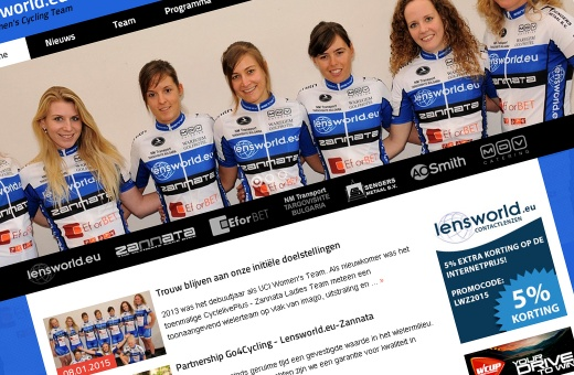 Lensworld.eu - Zannata Ladies Team