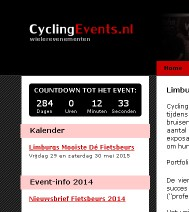 Webdevelopment - Stichting Cycling Events