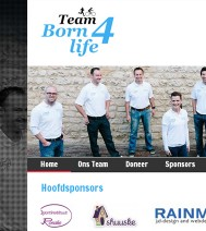 Webdevelopment - Team Born4Life