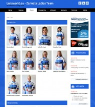 Lensworld.eu - Zannata Ladies Team | Rainman.nl | Webdevelopment & Webdesign