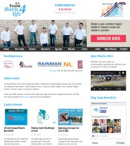 Team Born4Life | Rainman.nl | Webdevelopment & Webdesign